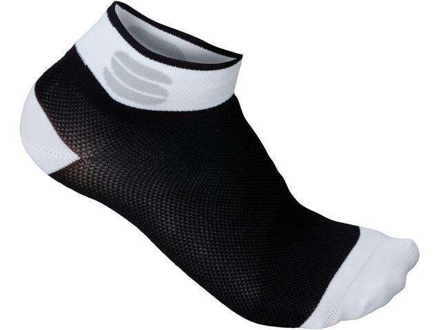 Sportful Pro 5 Socks Women Black/White